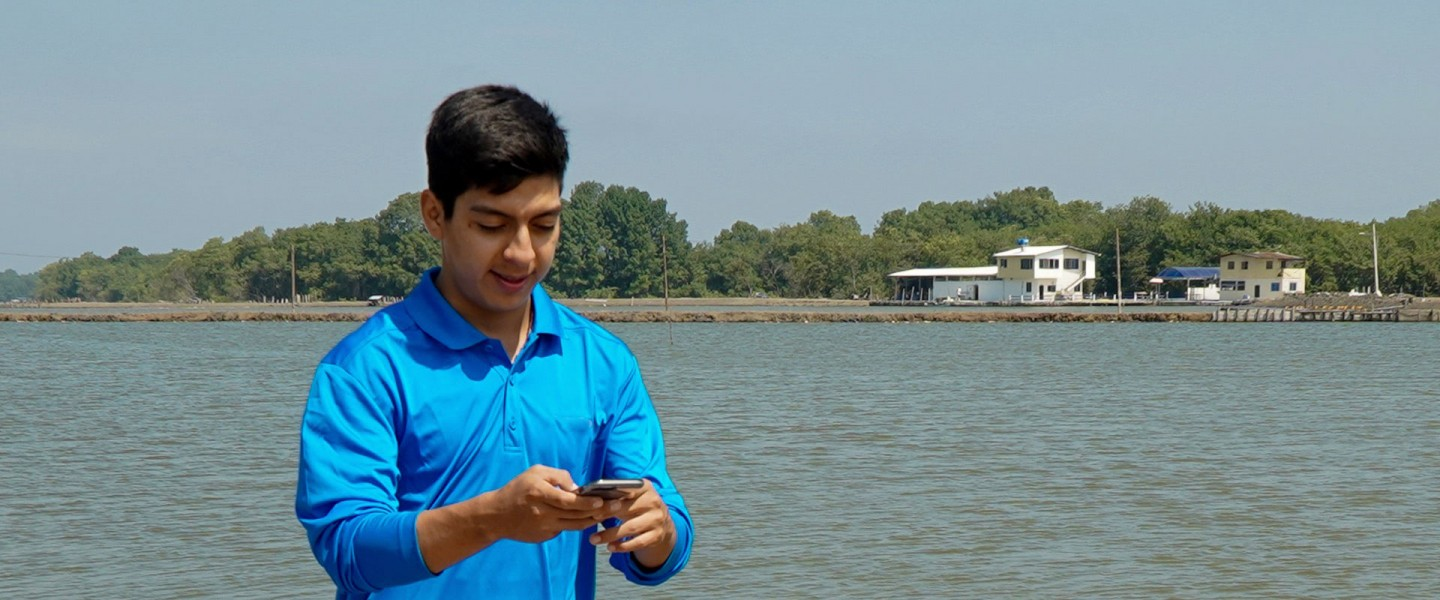 Fast, efficient, transparent: new data-driven marketplace makes shrimp trading easy for buyers and growers
